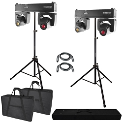 Chauvet DJ Intimidator Spot Duo 155 Package 2