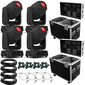 Chauvet DJ Intimidator Spot 475Z & Road Case Package