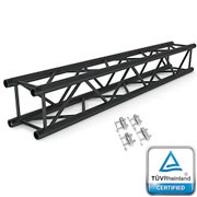 ilumenatrix 3MSQ - 10ft Truss Segment Black