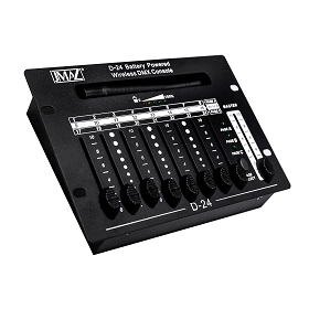 JMAZ D-24 Wireless DMX Controller