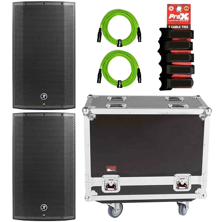 Mackie Thump12A with Road Case Package