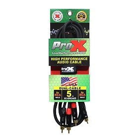 Pro X Cables XC-DRCA5