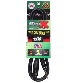 Pro X Cables XC-SXF05