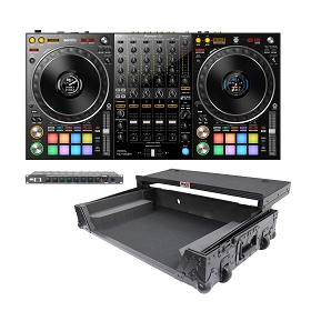 Pioneer DJ DDJ-1000SRT with Flight Case Package