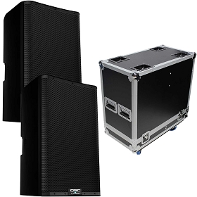 QSC K12.2 & Case Package