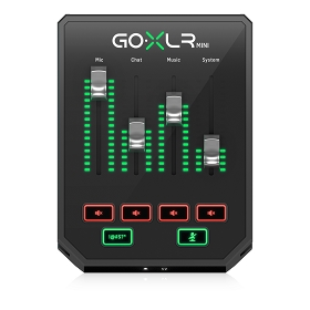 TC Helicon GOXLR MINI