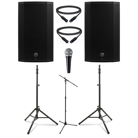 Mackie THUMP 12BST Duo Pack w Microphone