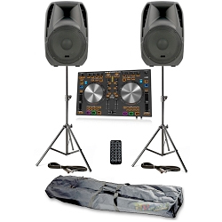 American Audio ELS15BT DJ Pack
