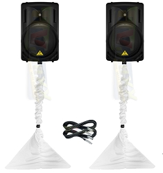Behringer B215D Twin Pack