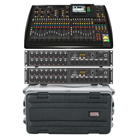 Behringer X32 and S16 Package Deal
