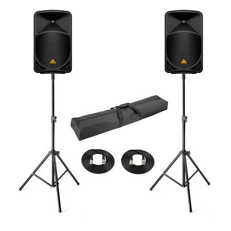 Behringer B112D Package