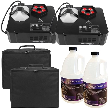 Chauvet DJ Geyser P5 Bag Package 2