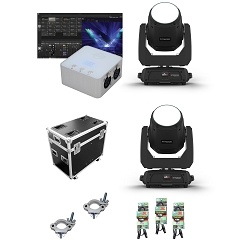 Chauvet DJ Intimidator Beam 355 IRC Package Deal 2