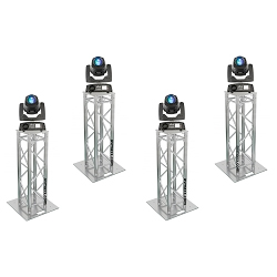 Chauvet DJ Intimidator Spot 255 IRC Package Deal 4