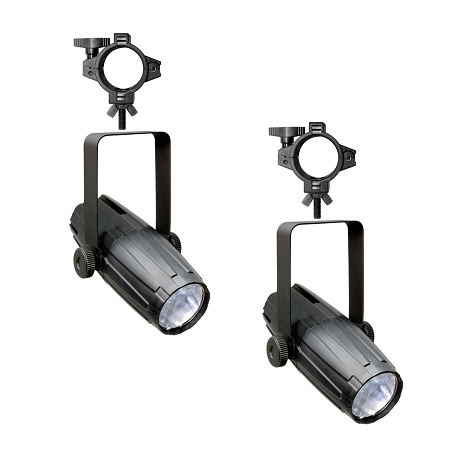 Chauvet DJ LED Pinspot 2 Pack