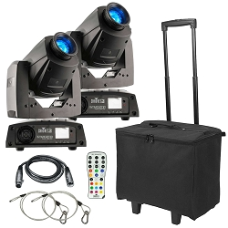 Chauvet DJ Intimidator Spot 255 IRC Duo Package
