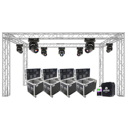 Chauvet DJ Intimidator Spot 455Z IRC Ultimate Pack