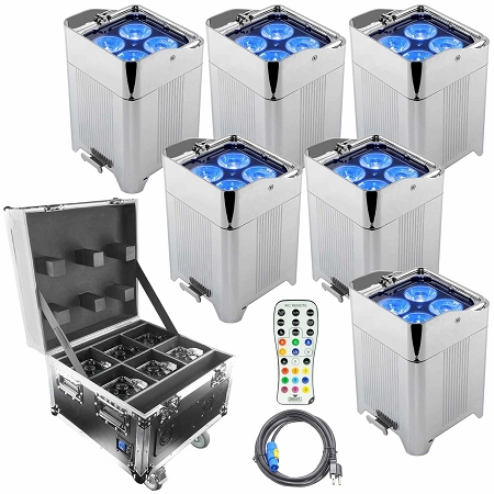 Chauvet Professional Well Fit X6