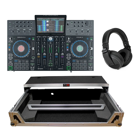 Denon DJ Prime 4 Case package