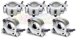 Global Truss Jr Clamp 6 Pack