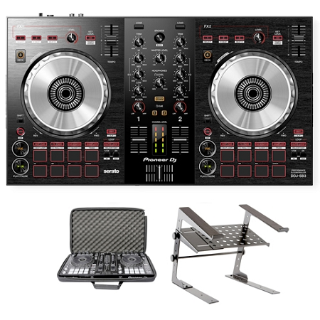 Pioneer DJ DDJ-SB3 Package Deal