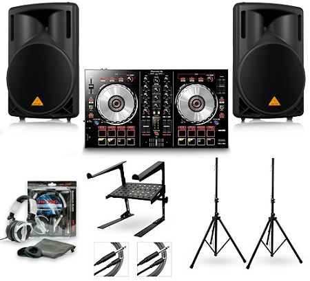 DJ Controller Packages
