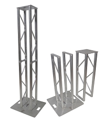ProX XT-FTP328-656-B Flex Tower Platform Totem Package
