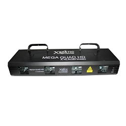 Xstatic Mega Quad HD X-4LRG HD
