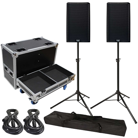 QSC K12.2 Road Case Package