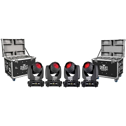 Chauvet Professional Rogue R1 Beam Quad Pack