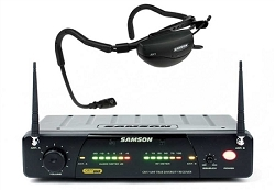 Samson Airline 77 Fitness Headset System