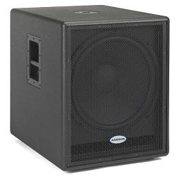 Powered Subs   QSC   JBL   EV   D A S Audio   Behringer   Yorkville