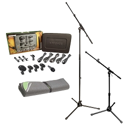 Shure PGA DRUMKIT5 Drum Microphone Bundle