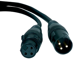 DMX CABLE 50ft