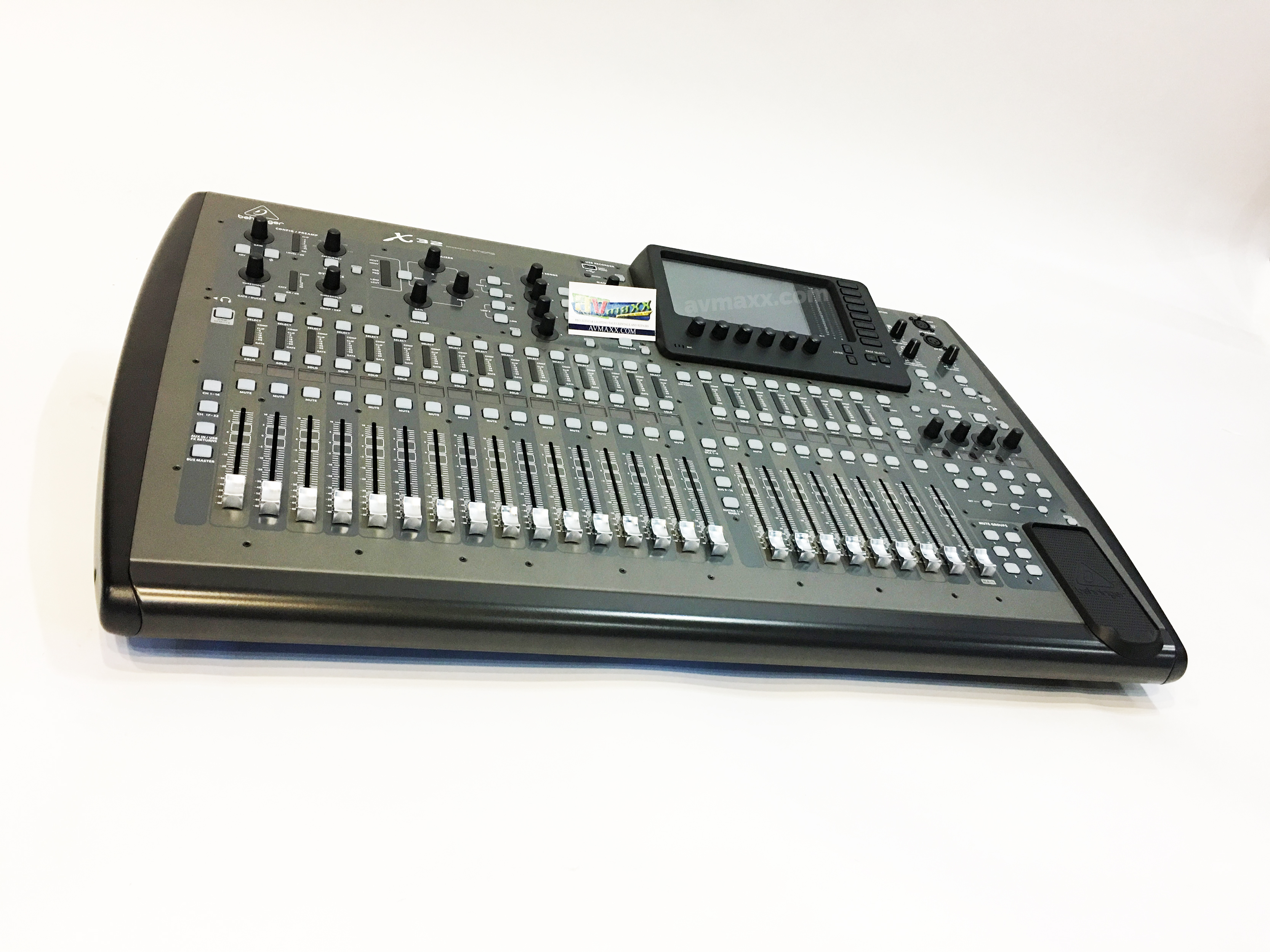 used behringer x32 digital mixer in perfect condition. Black Bedroom Furniture Sets. Home Design Ideas