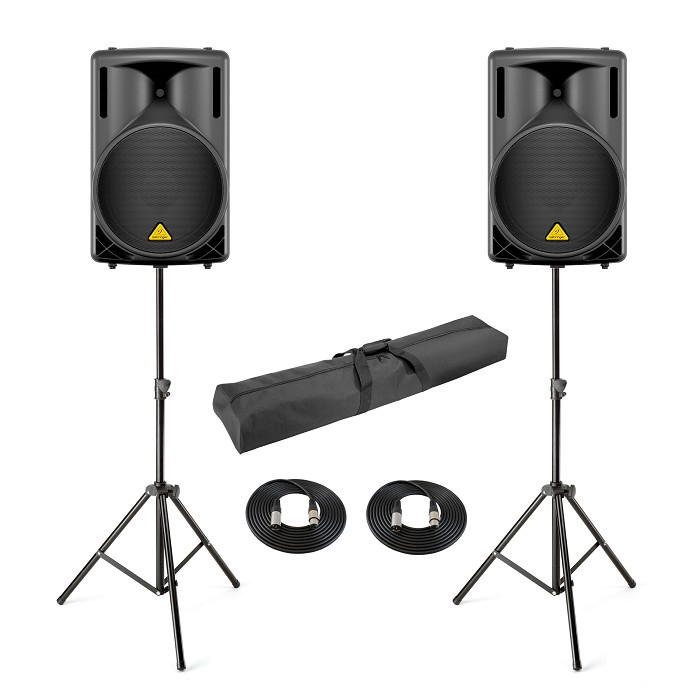 Behringer B215D Duo Pack