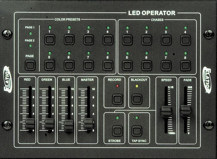 Elation LED Operator