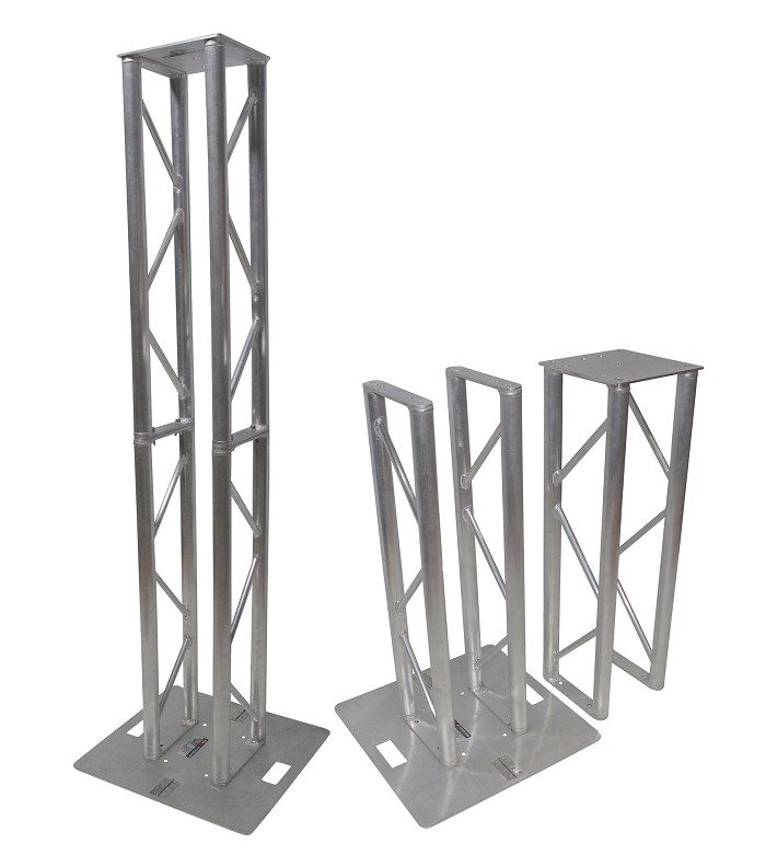ProX XT-FTP328-656-C Flex Tower Platform Totem Package