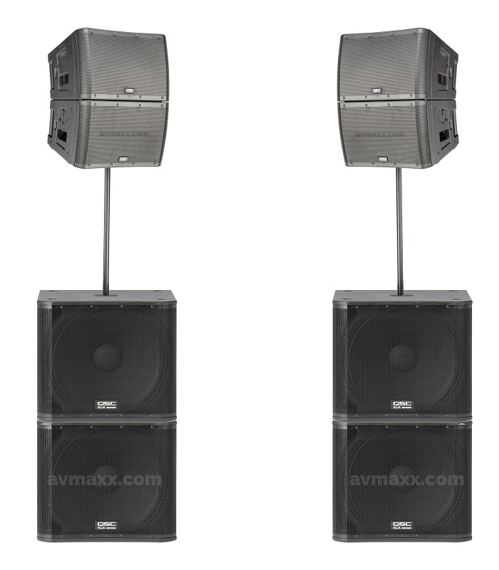 QSC Line Array Package Deal
