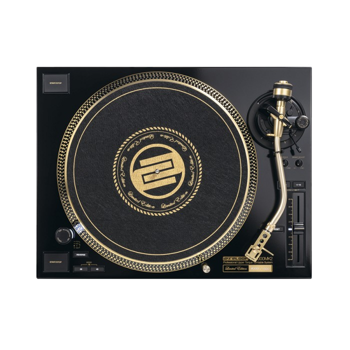 Reloop RP-7000 MK2 Limited Edition Gold