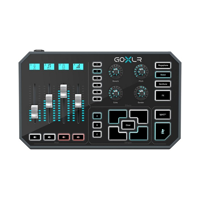 TC Helicon GO XLR