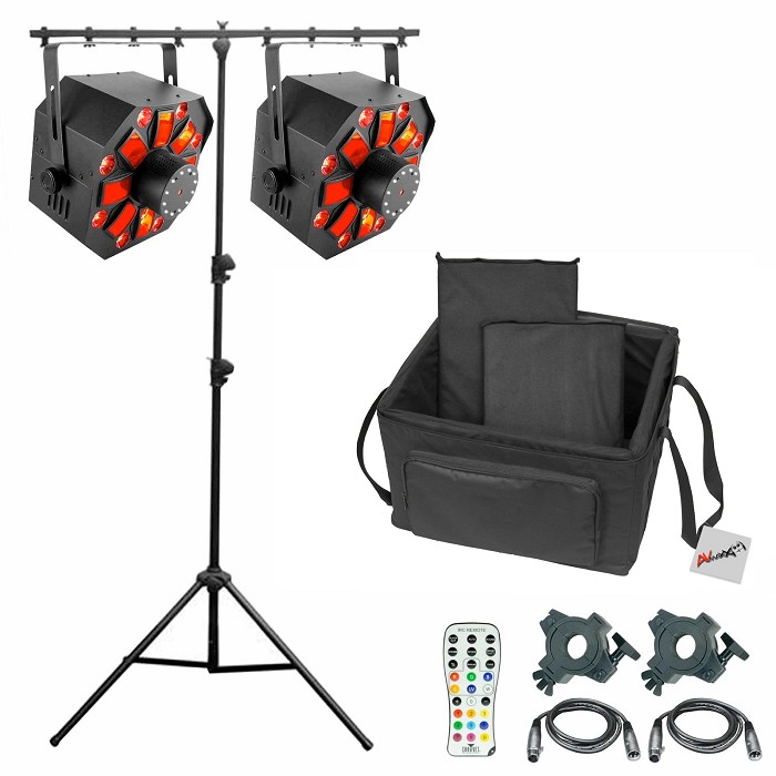 Chauvet DJ Swarm Wash FX Package 5
