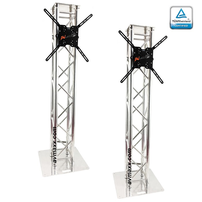 ilumenatrix 6ft TV Truss Totem 2 Pack